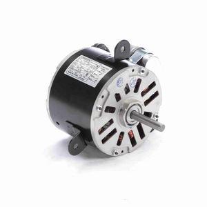 Tecumseh (TFM1862) Refrigeration Motor 1/4 hp 1625 RPM 230V Century # OTC1862 3/4 Hp 230v Control