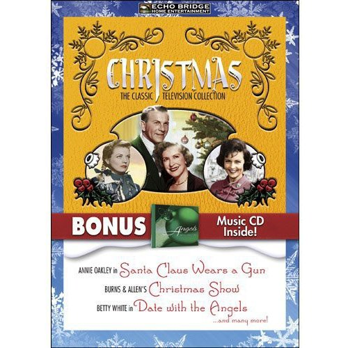 Christmas: The Classic Television Collection, Vol. 1 (With Angels We Have Heard On High CD)