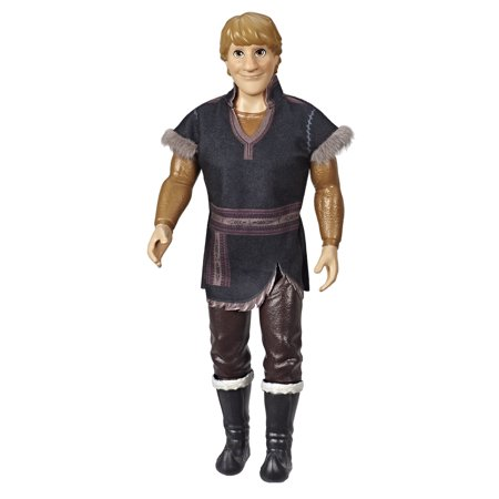 Disney Frozen 2 Kristoff Fashion Doll with Brown Movie Outfit