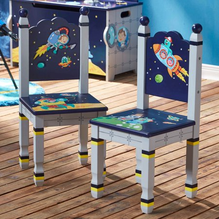 Fantasy Fields Outer Space Set of 2 Chairs