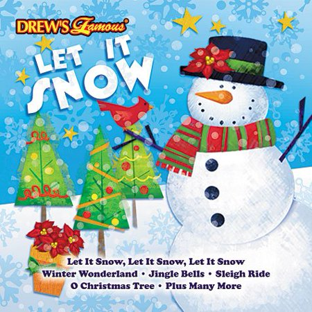 Let It Snow, 1 Music per package By The Hit Crew Artist Format Audio CD Ship from US - The Hit Crew Halloween