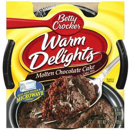 Betty Crocker Chocolate Joy Cake Mix