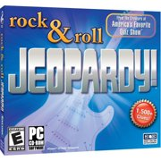 Jeopardy: Rock n Roll Edition (Trivia TV Show) PC Game Win XP/Vista