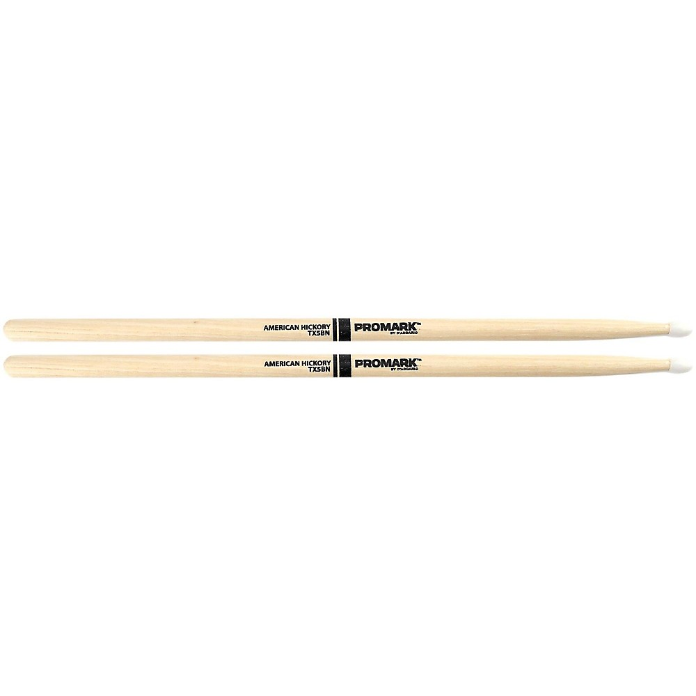 PROMARK American Hickory Drumsticks Nylon 5B
