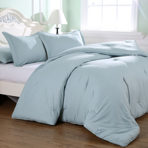 Affluence Home Fashions Luxury Polyester Comforter Set