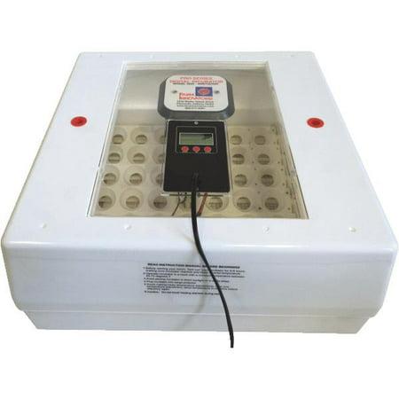 Farm Innovators 4200 Pro Series Egg Incubator, 4-Dozen Capacity