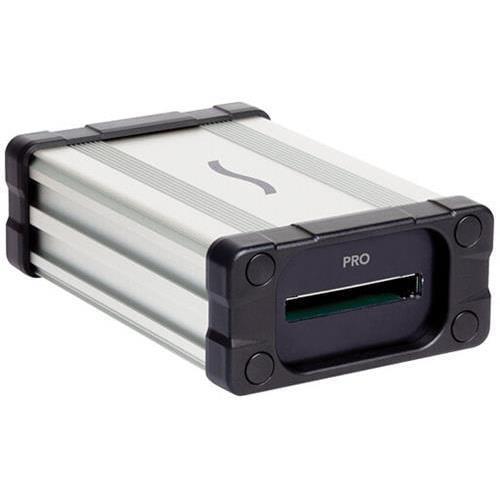 Sonnet Technologies Echopro Expresscard Thunderbolt Adapter Sony Arri Alexa SXS Reader