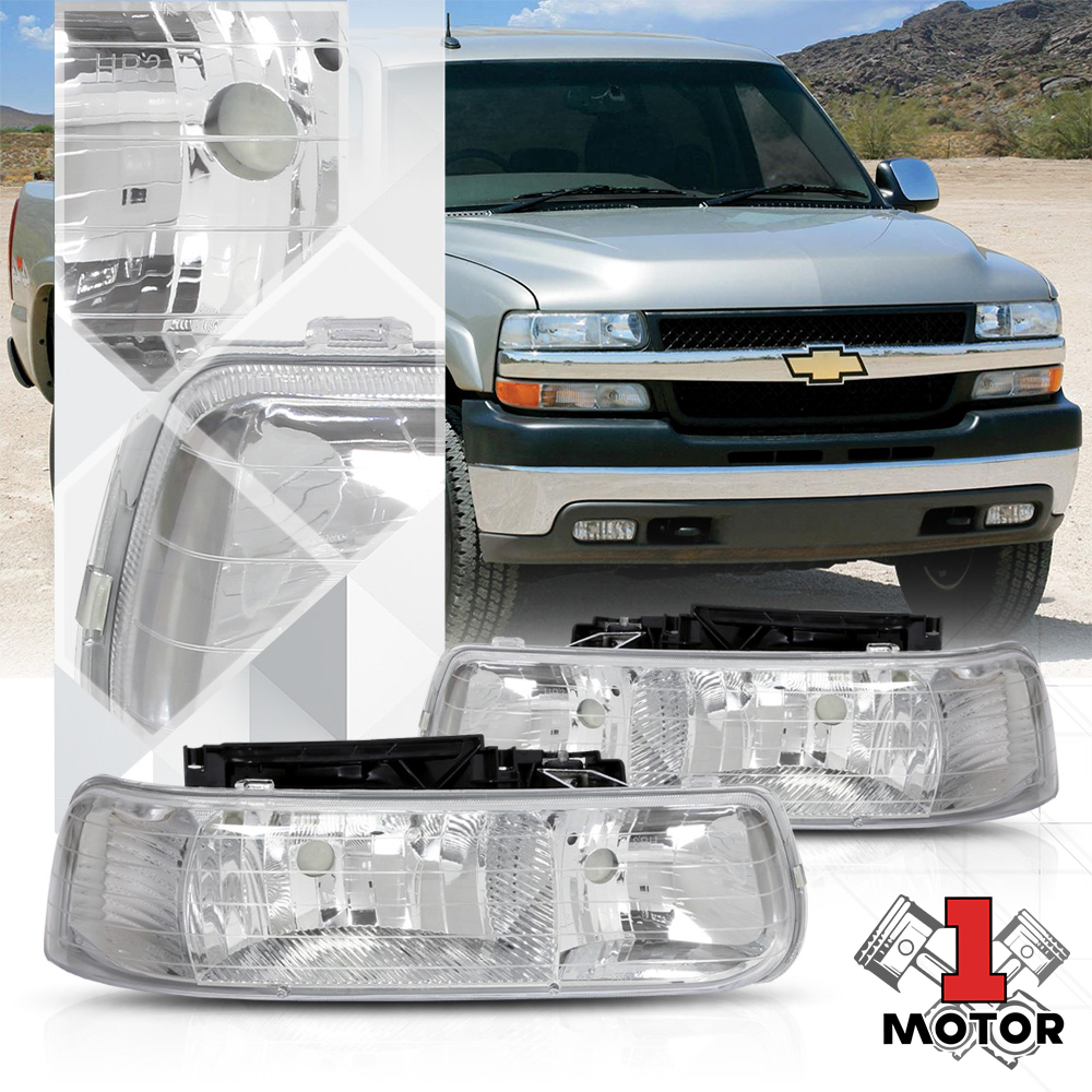chrome housing headlight for 99 02 chevy silverado 00 06 suburban tahoe gmt800 00 01 02 03 04 05 walmart com walmart com chrome housing headlight for 99 02 chevy silverado 00 06 suburban tahoe gmt800 00 01 02 03 04 05 walmart com