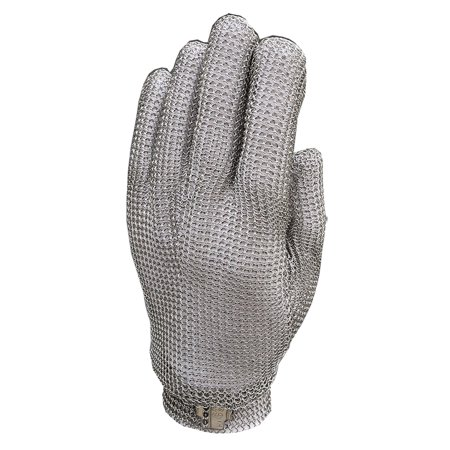 High-quality 304L Stainless Steel Mesh Knife Cut Resistant Chain Mail Protective Glove for Kitchen Butcher Working Safety 304 304l Stainless Steel