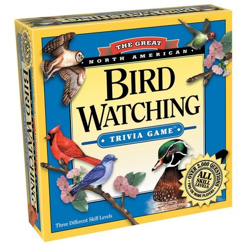 Outset Media Bird Watching Trivia Game by Outset Media