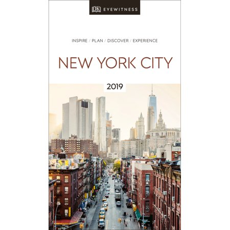 Dk eyewitness travel guide new york city : 2019: