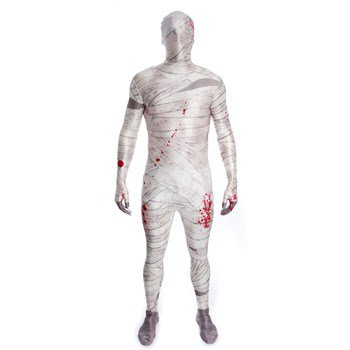 Mummy Kids Morphsuit - Mummy Costume