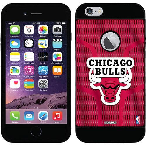 Chicago Bulls Jersey Design On Apple Iphone 6 Plus Guardian Case By Coveroo Walmart Com Walmart Com