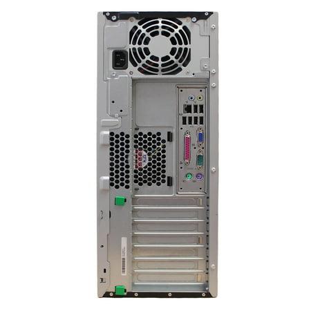 HP Compaq DC7800 Tower C2Q Q6600 8G RAM 2T HDD DVD-RW WIFI Win10  Home(EN/FR) Certified Refurbished 1 YR Warranty