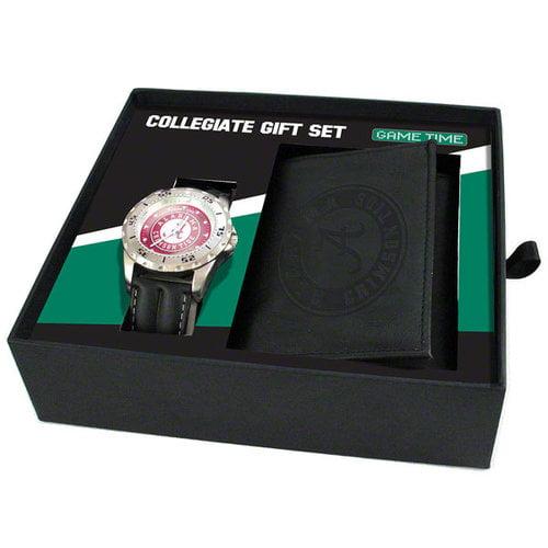 NCAA - Alabama Crimson Tide Watch and Wallet Set