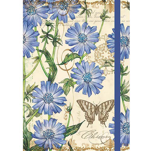 Blue Chicory Deluxe Journal