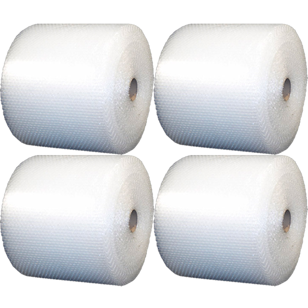 "Small Bubble Roll 24"" Wide x 1400' - 3/16"" sized Bubbles"