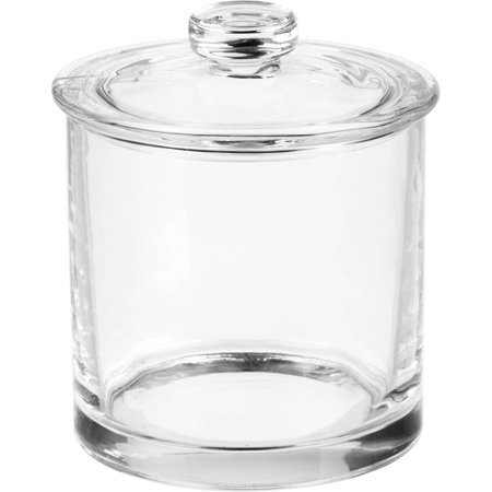 Apothecary Jars Cheap (Better Homes & Gardens Glass Small Apothecary Vanity Jar, 1)