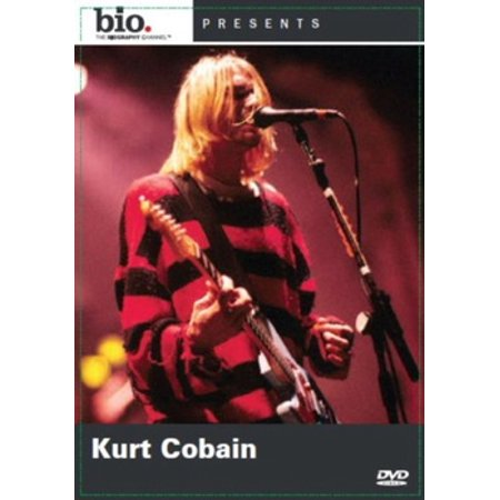 Biography: Kurt Cobain (DVD) (Kurt Cobain Grunge)