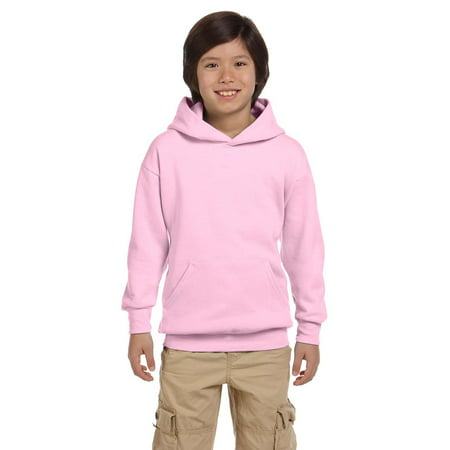 Hanes P473 Youth Comfort Blend Ecosmart Pullover Hoodie - image 1 of 1