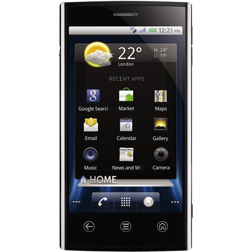 Dell Venue 16gb Gsm Phone, Black (unlock