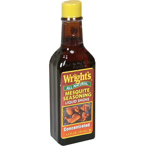 Placeholder Wright's Mesquite Liquid Smoke, 3.5 oz (Pack of 12)