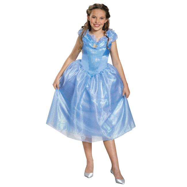 Morris Costumes DG87076K Cinderella Tween Costume, Size 7-8