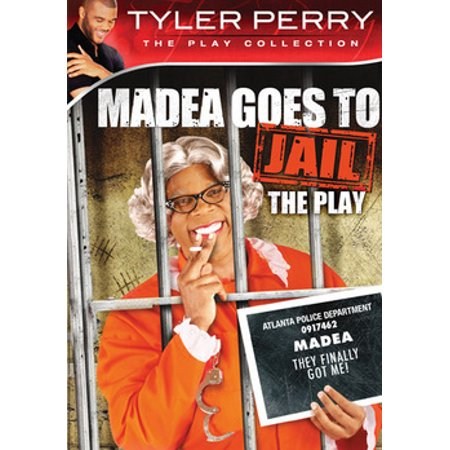 Madea Goes To Jail: The Play - New Madea Movie Halloween