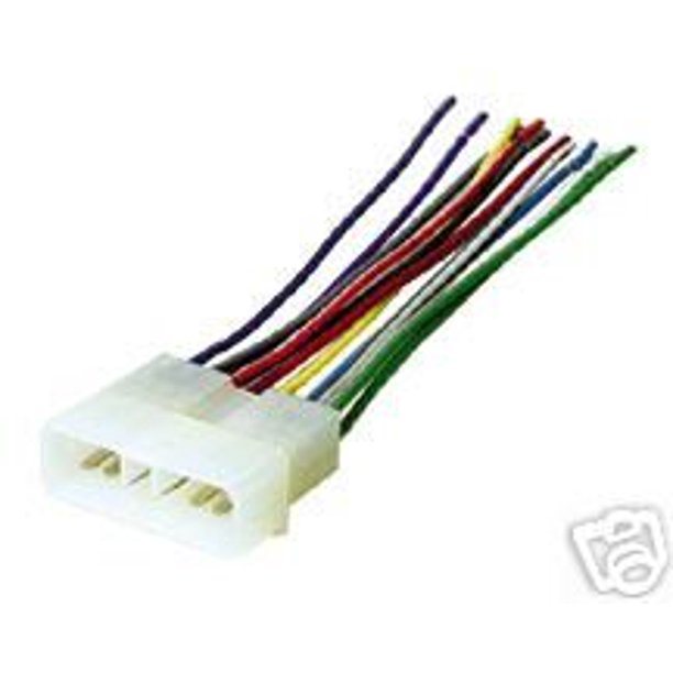[GJFJ_338]  Stereo Wire Harness Jeep XJ Cherokee 93 94 95 96 (car radio wiring  installation parts)Professional wiring harness (EIA color coded to match  the aftermarket.., By Carxtc - Walmart.com - Walmart.com   96 Jeep Grand Cherokee Stereo Wiring      Walmart