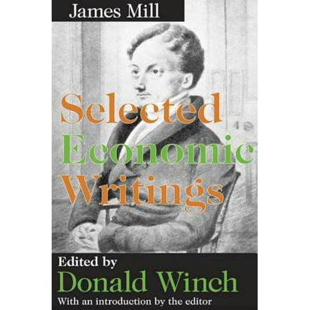 Selected Economic Writings - eBook