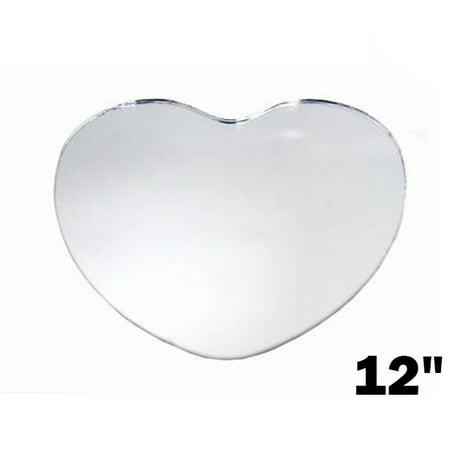 BalsaCircle 4 pcs x Heart 12