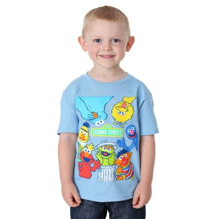 Sesame Street Character Boy's - Sesame Street Candles