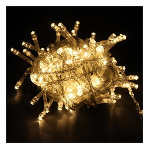 AGPtek 10M 100 LED gold String Fairy Light for Christmas Party Room Gardem Derection Xmas connectable