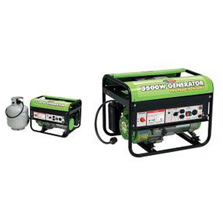Allpower 3500W Propane Generator, APG3535CN