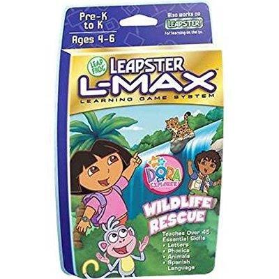 Leapster L-Max: Dora the Explorer Wild Life Rescue
