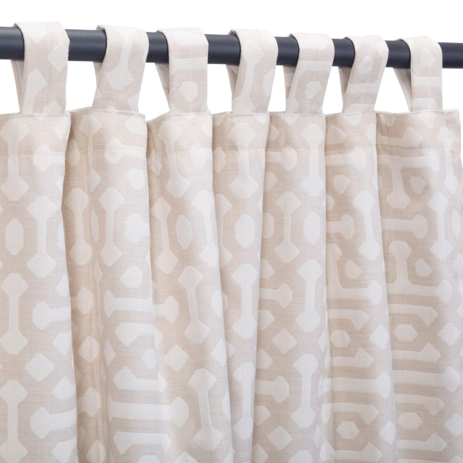 Pawleys Island Sunbrella Tab Top Deluxe Outdoor Curtain