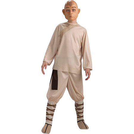 Famous Movie Costumes (Avatar The Last Airbender Movie Aang Boy's)