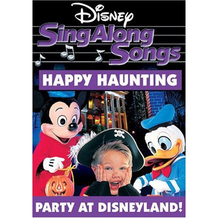 Disneys Sing Along Songs  Happy Haunting   Party At Disneyland   Full Frame