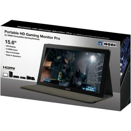 HORI, Universal HD Monitor, Universal, Black, PS4-087U