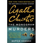 The Monogram Murders : A New Hercule Poirot Mystery