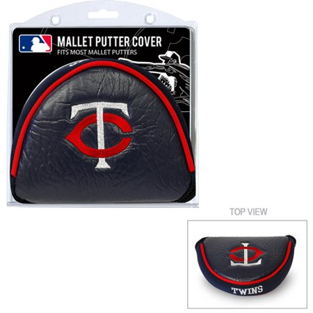Team Golf MLB Minnesota Twins Golf Mallet Putter Cover