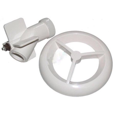Marquis Spa Converta'ssage Single Orbital, White MRQ320-6265 - ()