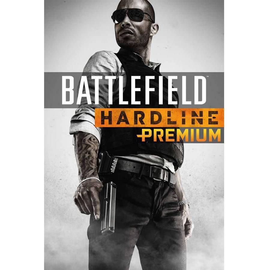 Electronic Arts Battlefield Hardline Premium (Digital Code)