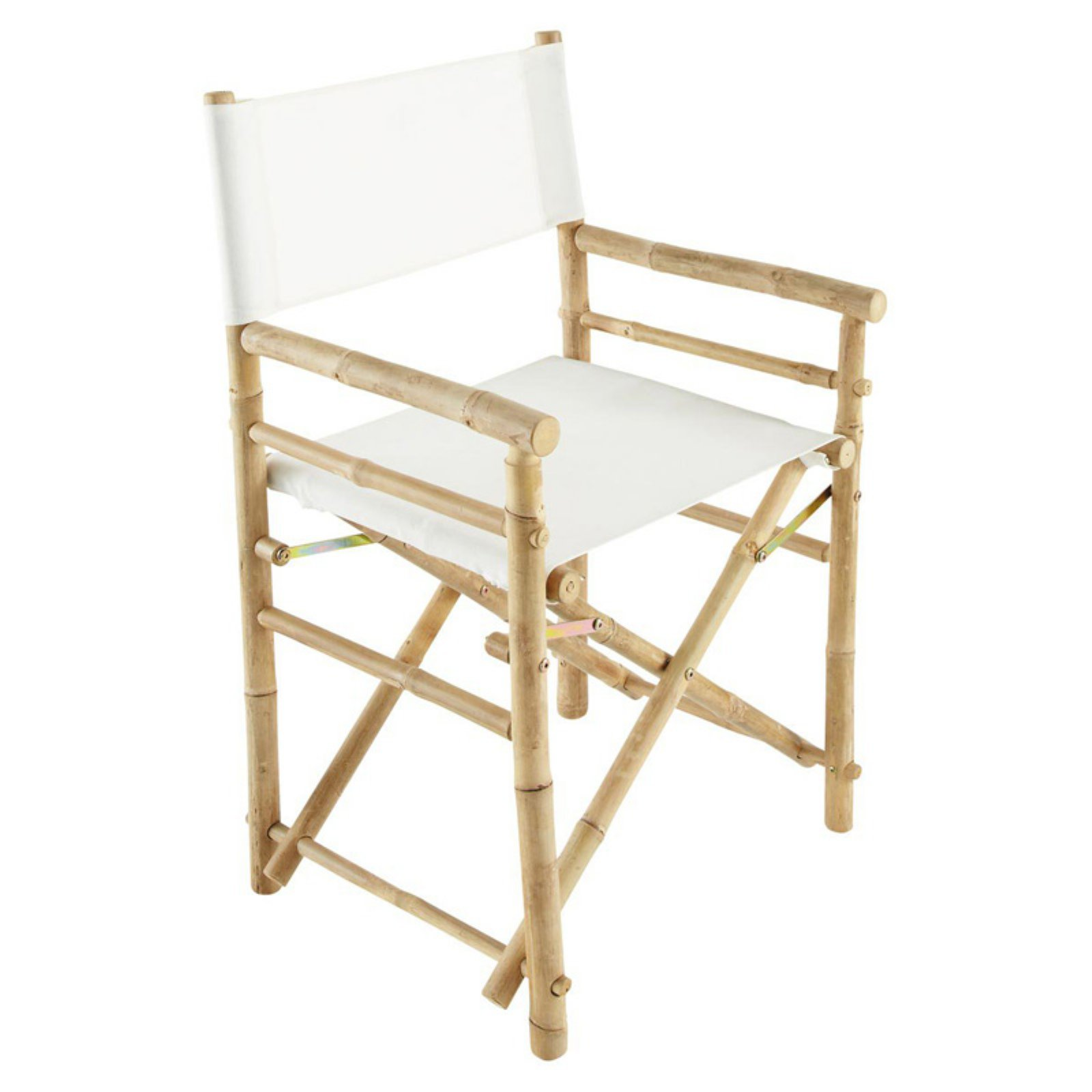 Bamboo Directors Chair Canvas Cover Set