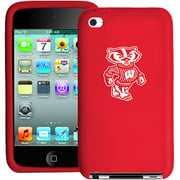 Tribeca iPod touch 4th Generation Solo Shell Varsity Jacket, University of Wisconsin, Red