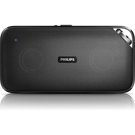 speakers bluetooth walmart. philips bluetooth wireless portable speaker with nfc, bt3500b/37 speakers walmart k