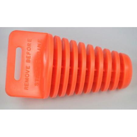 4 Stroke Exhaust Silencer Muffler Wash Plug CRF YZF