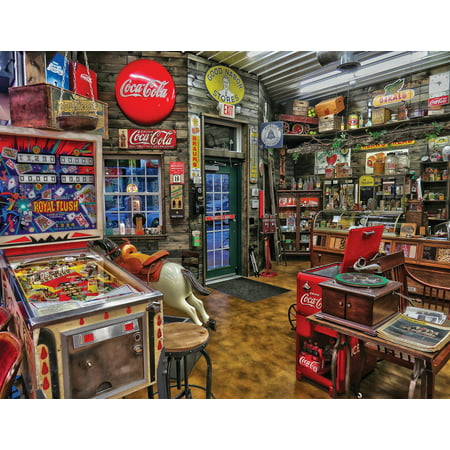 - Good Nabor Stores 500 Piece Jigsaw Puzzle
