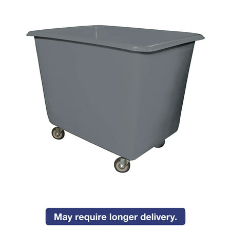 Royal Basket Trucks 12 Bushel Poly Truck w/Galvanized Steel Base, 30 x 40 x 33, 800 lbs. Cap., (Royal Basket)