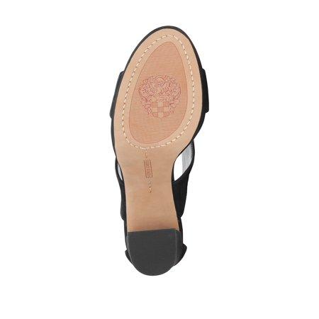 eb849ef86042 Vince Camuto - Jayvid Suede Platform Sandals - Walmart.com